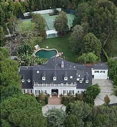 Tommy Lee Jones villa in Florida
