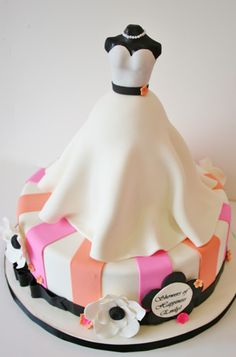 Rose Queen Cake?  (we could try to recreate the dress she had for Rose Queen if we can find it)