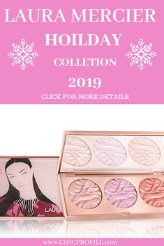 Laura Mercier Holiday 2019 Makeup Collection just launched so get ready for a bunch of treats like makeup palettes, travel sets and all kinds of makeup goodies. Get the all the details here! Sleek Palette, Creamy Eyeshadow, Laura Mercier Makeup, Cheek Makeup, My Makeup Collection, Latest Makeup, Highlighter Makeup, Holiday Looks, Makeup Palette