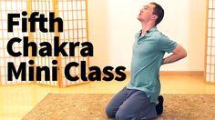 Dahn Yoga Exercise: Mini Yoga Class to Stimulate the 5th Chakra