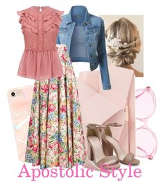 """""""Spring time love"""" by emmyholloway on Polyvore featuring Gucci and Ted Baker"""
