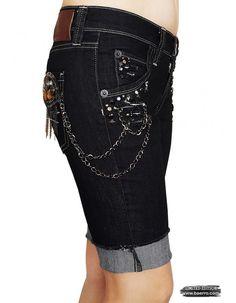 Witney embellished Baerro shorts. #baerro #FashionTrendandDesignStudio