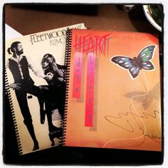 Vintage Album Cover Notebooks Are Awesome!