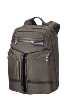 Samsonite GT Supreme Laptop Backpack dark olive/black