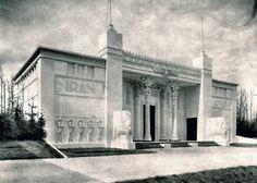 """Laurent ANTOINE """"LeMog"""" - World Expo Consultant: Le Palais de l'Iran à l'Exposition universelle et ..."""