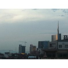 New Milano Skyline