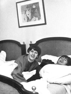 """Playing without Ringo is like driving a car on three wheels."" - George Harrison"