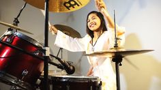 Drum Cover, Music Songs, Drums, 1970s, Sexy, Girls, Youtube, Toddler Girls, Daughters