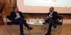 """Il sottosegretario Faraone a Caltanissetta, presenta il suo libro: """"Sottosopra, come rimettere la Sicilia sulle sue gambe""""<span class='video_title_tag'> -Video</span>"""