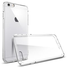 Spigen® Ultra Hybrid Case [Clear Back Panel Cover] For iPhone 6s / 6 #spigen