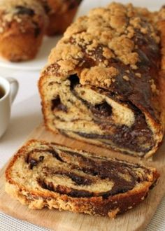Whole Grain Chocolate Babka   This super rich and moist whole grain babka is loaded with chocolate and cinnamon and stays fresh for days!