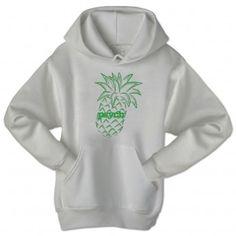 psych pineapple hoodie $39.95