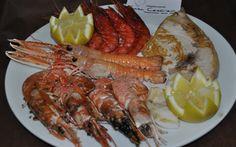 Mariscada de Casa Cesareo en comer en valencia