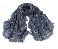 Classic Cotton Plaid Checked Print Black Scarf Large Soft Women Scarves Tassles Big Tartan Delicate Fashion Wrap Shawls C1