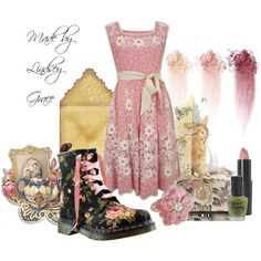 """""""Tea with Bea"""" by lindsey-maren-grace on Polyvore"""