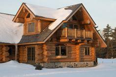 perfect log home