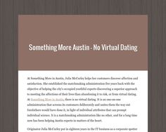 Something More Austin celebrated five years as an industry leader in matchmaking in July 2014.
