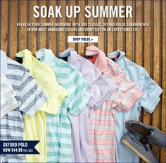 Nautica - Celebrate Summer With Incredible Sitewide Savings
