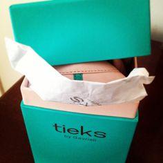 Perfect Pink Ballet Tieks! @Tieks by Gavrieli #Tieks Obsessed.