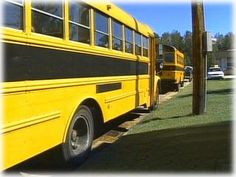 School bus driver pulled over, arrested while driving kids