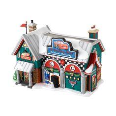 Cars Holiday Detail Shop