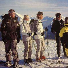 Schysst med goggles bak-o-fram... :D #katalogbild #throwbackthursday #tbt #stsalpresor #winter #skiing #2003