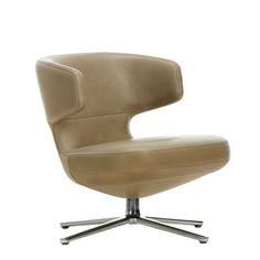 Petit Repos-stolen fra Vitra byder på komfort uden at optage alt for megen plads i stuen, i loungeområdet eller på chefkontoret. Få inspiration her  www.moffice.dk