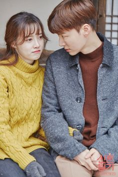 'Newlyweds Diary' drops loads of adorable cuts of Ahn Jae Hyun and Goo Hye Sun Asian Actors, Korean Actors, Blood Korean Drama, Gu Hye Sun, Cinderella And Four Knights, Romantic Doctor, My Love From The Star, Journey To The West, Korean Couple