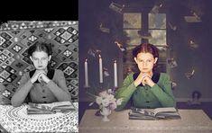 jane-long-immortalizes-vintage-photos-dancing-with-costica-designboom-06