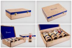Custom Grinder Boxes