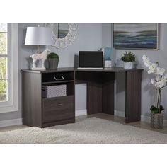 Bush Cabot Corner Computer Desk - WC31715-03