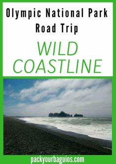 Day 2 of our Olympic National Park road trip involved seeing Sol Duc Falls, rugged Pacific coastline, and spending the night at the Quileute Oceanside Resort.