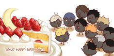 Tsukishima Kei, Haikyuu Karasuno, Kagehina, Kageyama X Hinata, Oikawa, Haikyuu Funny, Haikyuu Manga, Haikyuu Fanart, Chibi Characters