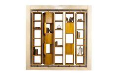 bookshelf room divider - Google Search