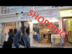 this gurl is hysterical. shopping in korea our dream destination