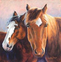 The Art World directory of artists from the United States features United States artist Carol A Santora - Pastels, Acrylic and Mixed Media Paintings by Carol A Santora. Pastel Art, Pastel Paintings, Equine Art, Four Legged, Beautiful Horses, Art World, United States, Animals, Artists