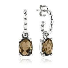 Earrings: Sterling Silver, 14k Gold, and two-tone Pandora earrings | PANDORA