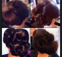 Up do styles