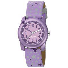 Esprit Girls Kids Watch Little Star Purple ES105284002