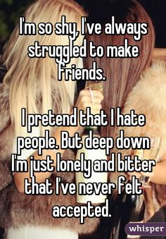 19 Honest Confessions That Are Too Real For People Who Are Painfully Shy