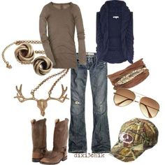 <3 country girl style