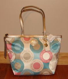New Coach Tote! Only  150.00 on ebay! Coach Tote 24273f62ad77b