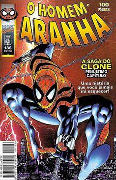Homem-Aranha 1ª Série - n° 186/Abril | Guia dos Quadrinhos