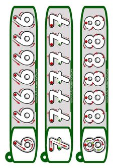 Este precioso material os puede ayudar a que vuestros alumnos y alumnas aprendan y repasen caligrafía, plastificándolos y usando permanentes puedes usarlos cuantas veces quieras, librito para aprendernos las letras del abecedario en mayúsculas... Montessori Math, Preschool Activities, Writing Skills, Writing Activities, Kids Math Worksheets, Kindergarten Lessons, Math For Kids, Early Education, Booklet