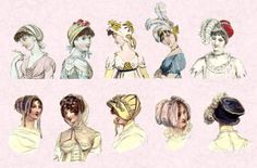 Google Image Result for http://www.fashion-era.com/images/RegencyRom/HATS,%20bonnets,caps1800,1801,1809,%201800s.jpg