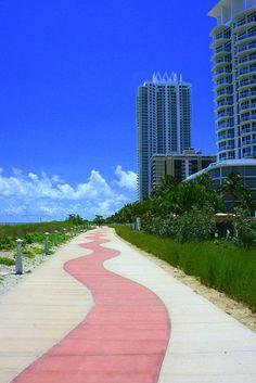 Path to Pleasure, Miami Beach