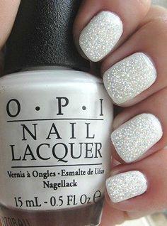 White Fairy Manicure ❤︎