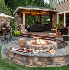 diy backyard ideas - on a budget - deck ideas