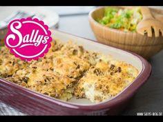 Sallys Blog - würziges Hackfleisch-Kartoffelgratin