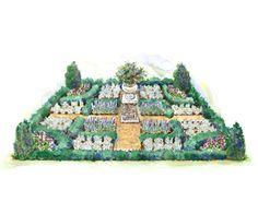 Formal French Garden